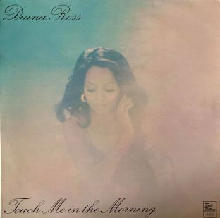 Diana Ross ‎- Touch Me In The Morning (LP) (G+/VG)